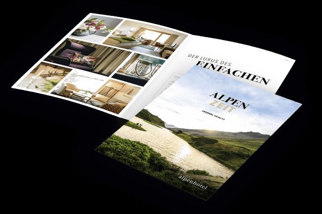 Alpenhotel Montafon - Journal 2016