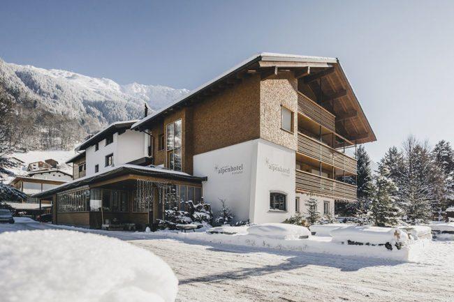 Alpenhotel Montafon in Schruns, Vorarlberg