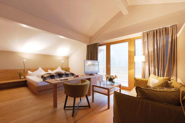 4 Sterne Superior Alpenhotel Montafon, Schruns - Ambiente