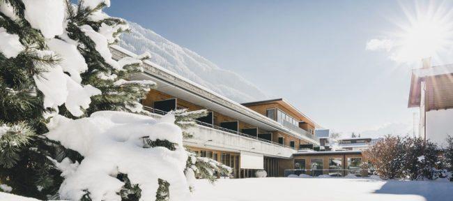4 Sterne Superior Alpenhotel in Schruns, Vorarlberg