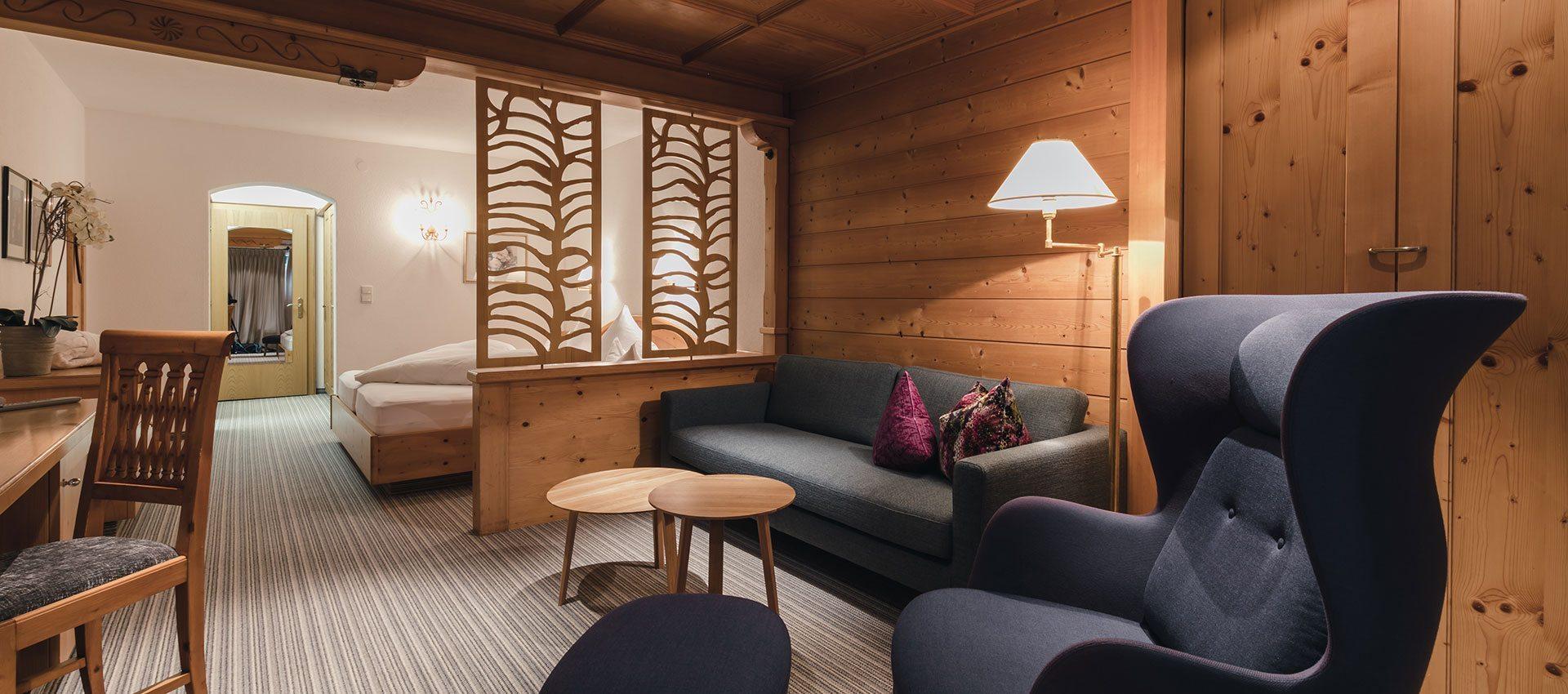 Suiten in Schruns im Montafon