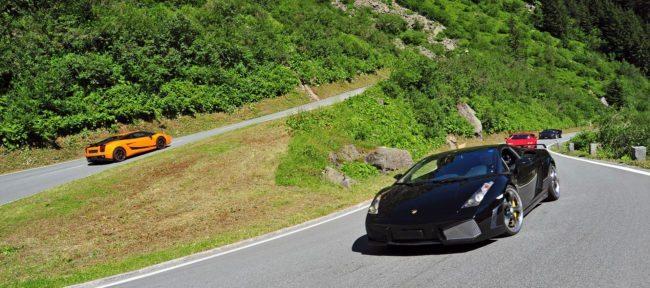 Autoevents im Alpenhotel Montafon, Schruns