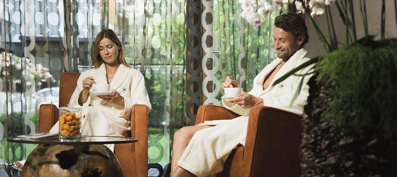 Entspannen - AlpenSPA im Wellnesshotel in Schruns, Montafon