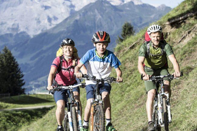Familienurlaub im Montafon, Vorarlberg