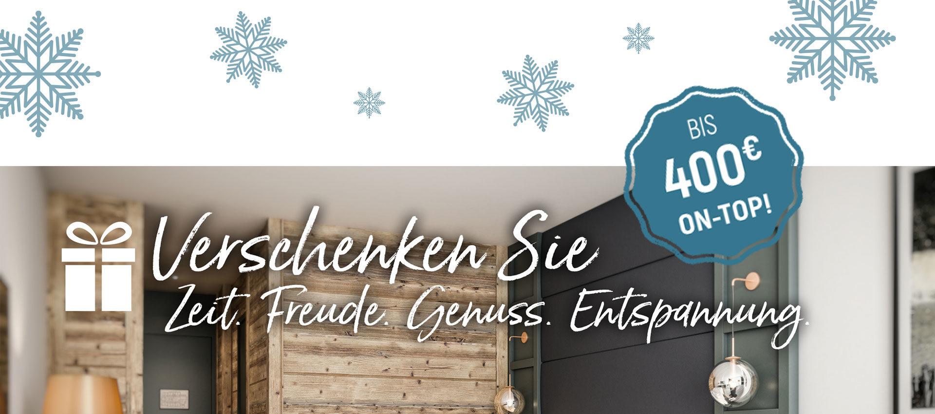 Gutschein-Aktion - Alpenhotel Montafon