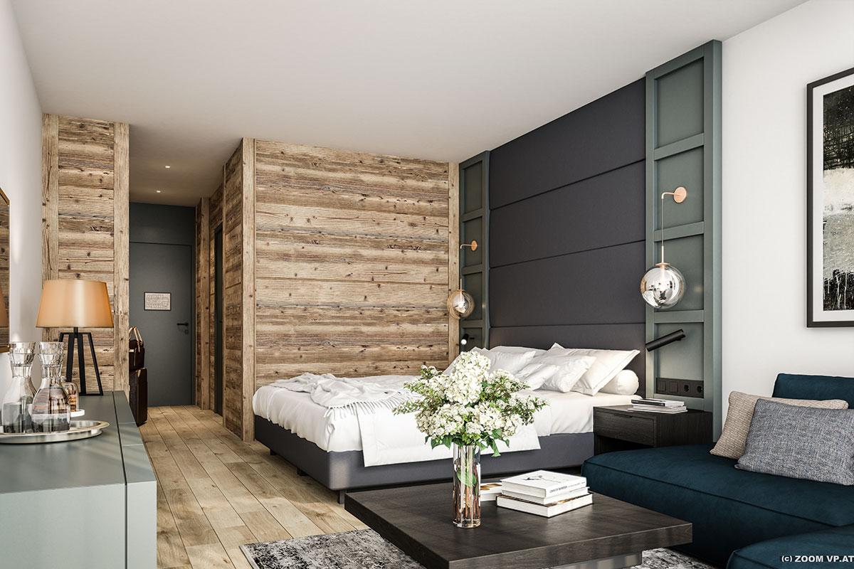 Zimmer in Schruns im Montafon