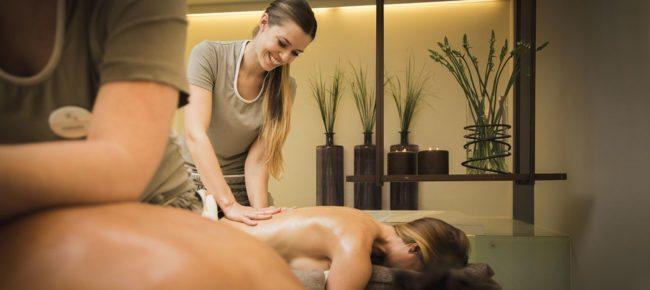 Massagen & Anwendungen - AlpenSPA im Wellnesshotel in Schruns, Montafon