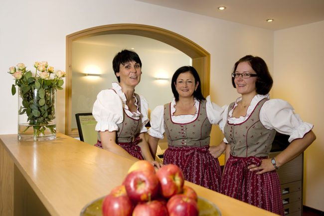 Unsere Mitarbeiter - Alpenhotel Montafon, Schruns