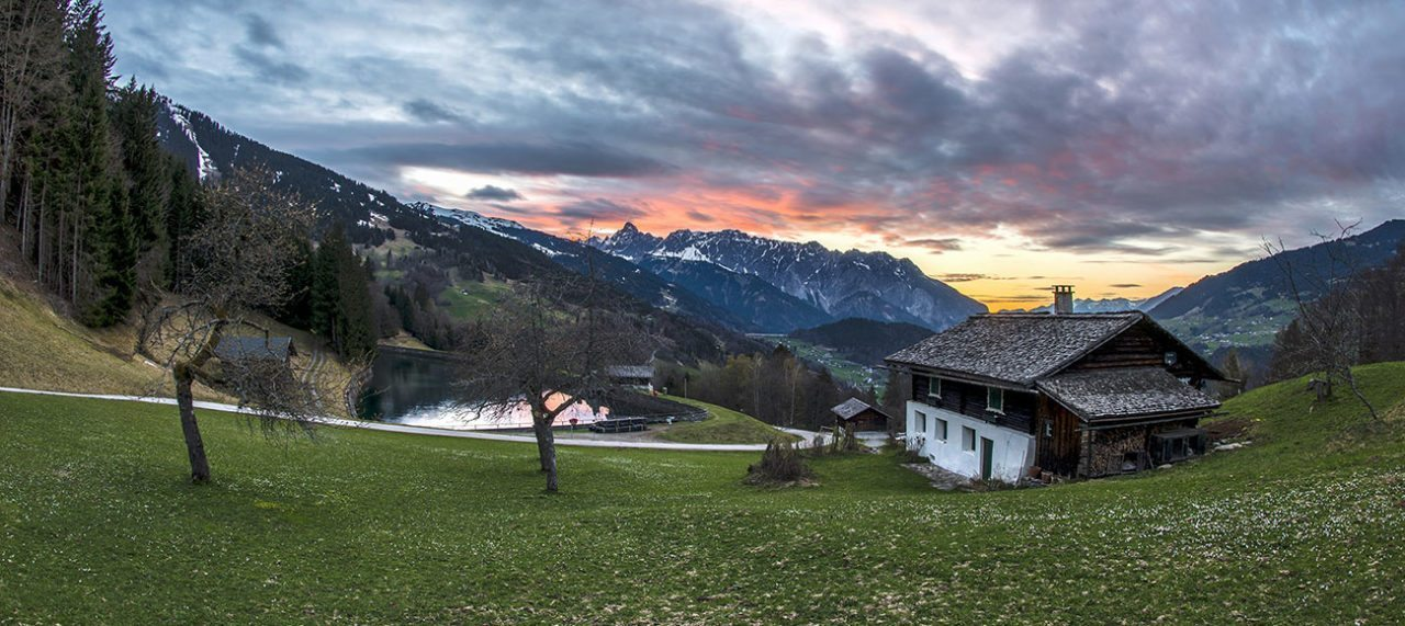 Montafon, Vorarlberg - Fotografie Manfred Schlatter