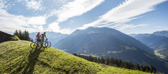 Radfahren & Mountainbiken im Montafon