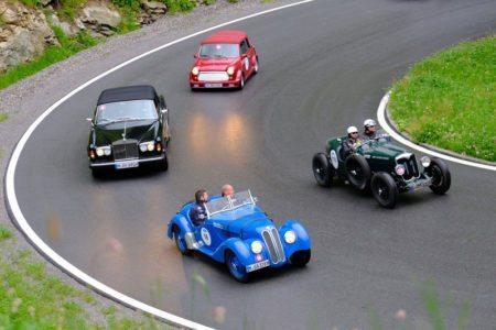 Silvretta Classic Rallye - © Thomas Kurz - Motor Presse Stuttgart