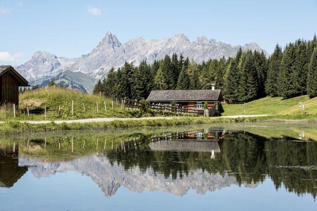 Sommerurlaub im Montafon, Vorarlberg