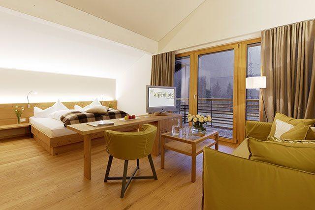 Suiten in Schruns, Montafon - Alpenhotel Montafon