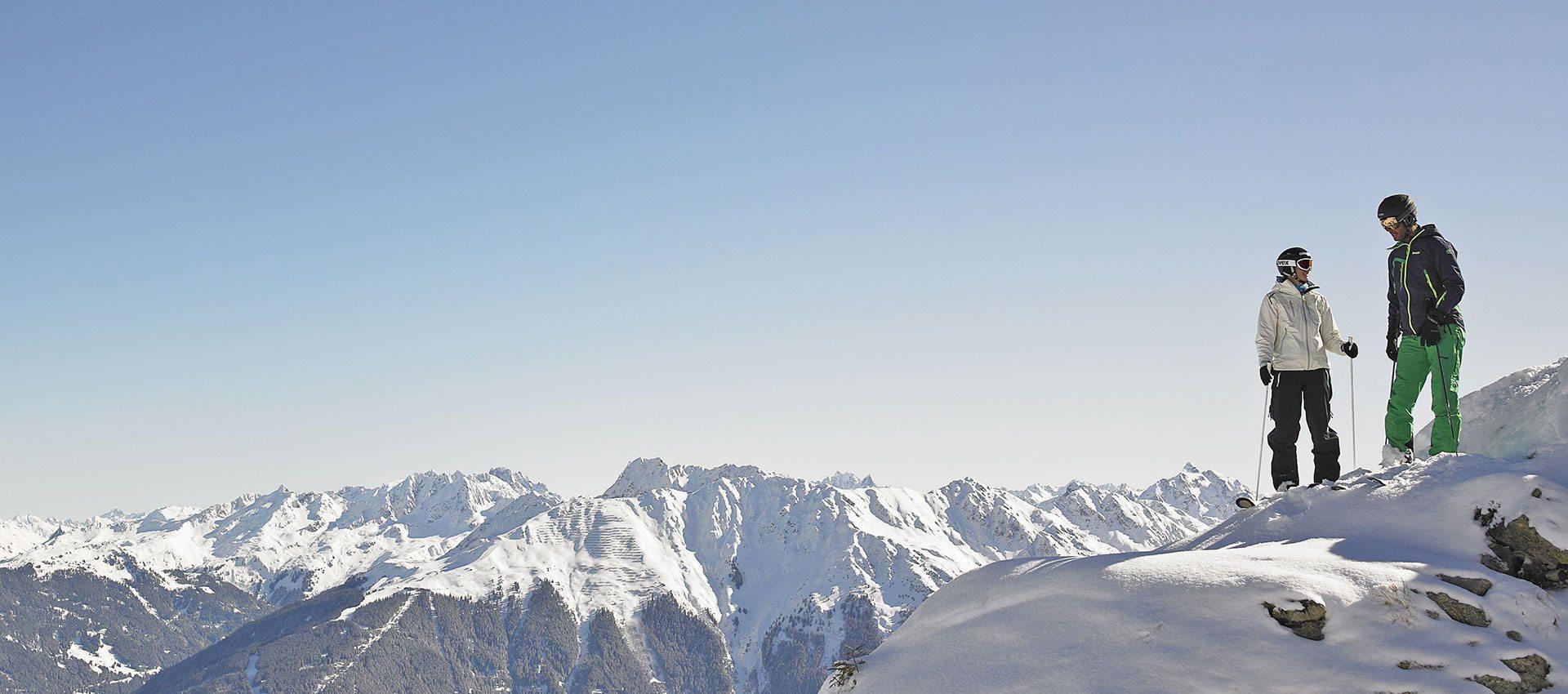 Winter-Angebote im Montafon, Vorarlberg