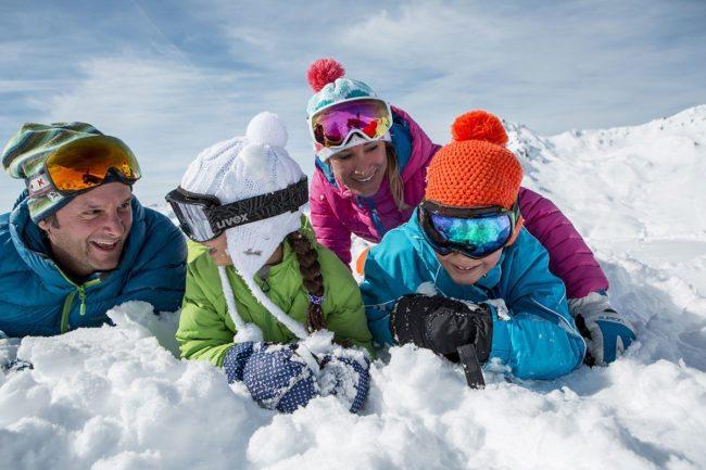 Winterwandern - Winterurlaub im Montafon