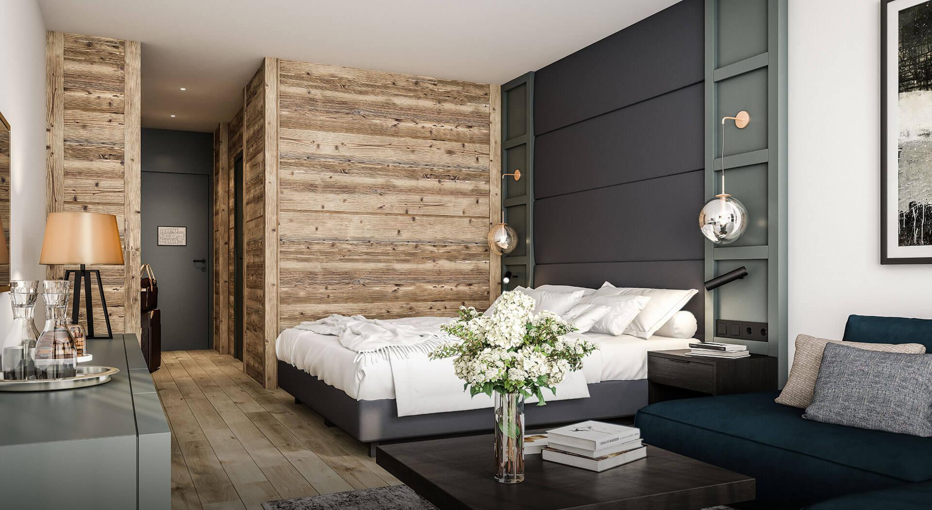 Zimmer & Suiten in Schruns im Montafon
