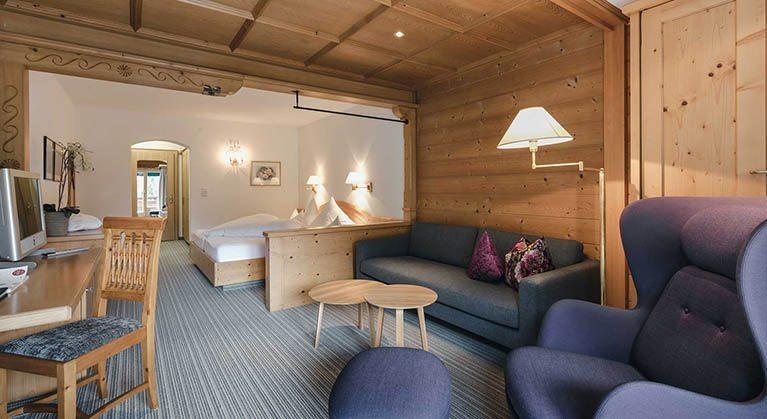 Zimmer in Schruns, Montafon - Alpenhotel Montafon