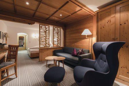 Zimmer & Suiten in Schruns, Alpenhotel Montafon