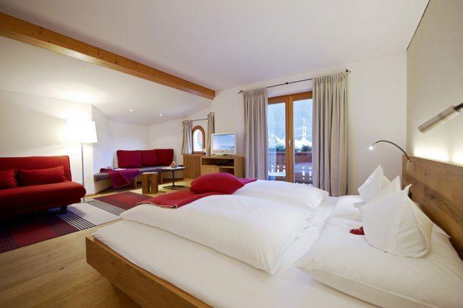 Zimmer in Schruns, Alpenhotel Montafon in Vorarlberg